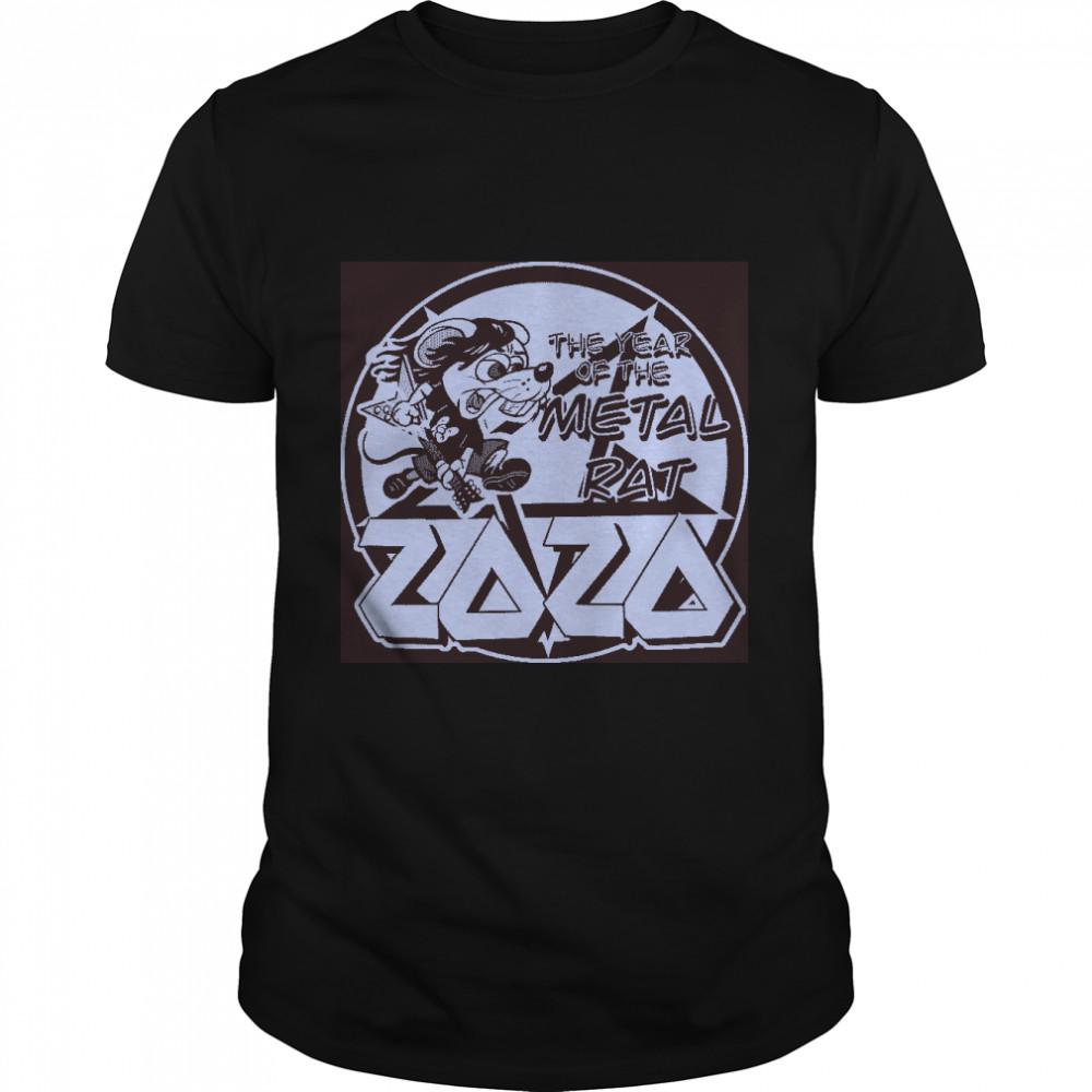 2020 METAL RAT T-Shirt
